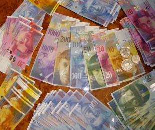瑞士法郎硬币和纸币是怎样的?