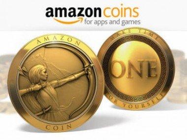 亚马逊虚拟货币的终极目标:购买实物商品